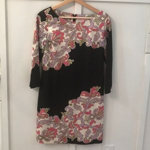 Lily Pulitzer size 2 longsleeve dress